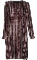 By Malene Birger Kneelength Dress - Lyst