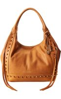 Lucky Brand Studded Tote - Lyst