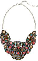 H&M Beaded Necklace - Lyst