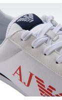 Armani Jeans Sneaker - Lyst