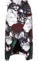 Josh Goot Clean Wrap Pencil Skirt - Lyst