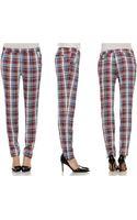Joe's Jeans Vivian Silk Pant - Lyst