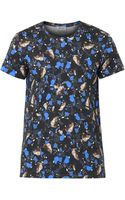 Acne Studios Standard Terazzoprint Tshirt - Lyst