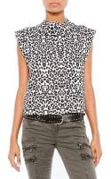 Cameo Uprising Top - Lyst