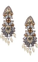 Suzanna Dai Caravan Drop Earrings - Lyst