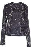 Balenciaga Tshirt - Lyst