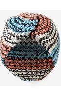 Missoni Chunky Knit Turban - Lyst