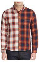 Life After Denim Regular-fit Warrior Cotton Shirt - Lyst