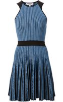 Opening Ceremony Pleated Dress - Lyst