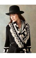 RRL Intarsia Knit Shawl Cardigan - Lyst