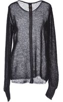 Rick Owens Sweater - Lyst
