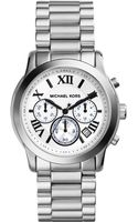 Michael Kors Womens Chronograph Cooper Stainless Steel Bracelet Watch 39mm - Lyst