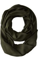 Love Quotes Rayon Infinity Scarf - Lyst