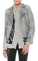 Iro Jova Leather Jacket - Lyst