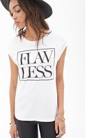 Forever 21 Flawless Tee - Lyst