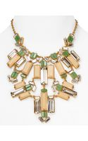 Kate Spade Centro Tiles Statement Necklace 16 - Lyst