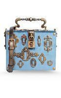 Dolce & Gabbana Medium Fabric Bag - Lyst