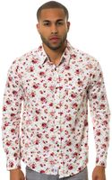 Bellfield The Lancaster Buttondown Shirt - Lyst