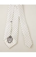 Dolce & Gabbana Polka Dot Tie - Lyst