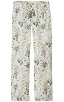 Tory Burch Tomino Pant - Lyst