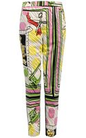 Moschino Casual Trouser - Lyst