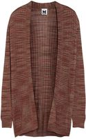 M Missoni Knitted Cardigan - Lyst