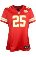 Nike Womens Jamaal Charles Kansas City Chiefs Game Jersey - Lyst