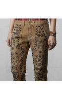 Denim & Supply Ralph Lauren Studded Workwear Pant - Lyst