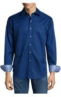 Robert Graham Windsor Jacquard Sport Shirt - Lyst