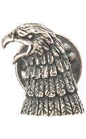 Saint Laurent Eagle Pin - Lyst
