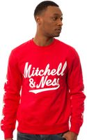 Mitchell & Ness The Branded Men Margin Of Victory Sweatshirt - Lyst