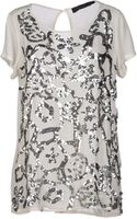 Twin-set Simona Barbieri Tshirt - Lyst