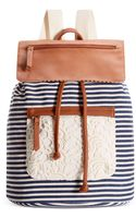 Madden Girl Posey Backpack - Lyst