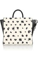 3.1 Phillip Lim Ryder Leather-paneled Printed Canvas Tote - Lyst