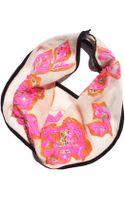 Mignonne Gavigan Neon Flowers Pink - Lyst