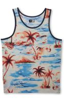 Rip Curl Yacht Club Tank Top - Lyst