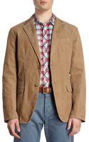 Michael Kors Twobutton Corduroy Jacket - Lyst