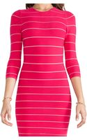 Torn By Ronny Kobo Coco Dress - Lyst