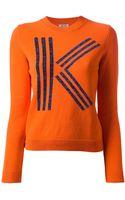 Kenzo K Sweater - Lyst