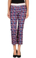 See By Chloé 34-length Trousers - Lyst