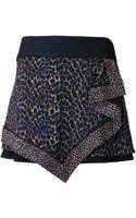 Proenza Schouler Draped Skirt - Lyst