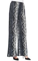 Caroline Rose Tribal Stripe Wide-leg Pants - Lyst