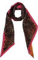 DSquared2 Oblong Scarf - Lyst