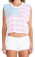 Wildfox American Baby Chad Tank - Lyst