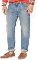 Polo Ralph Lauren Hampton Straight Fit Dayton Jeans - Lyst