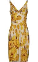 Dolce & Gabbana Kneelength Dress - Lyst