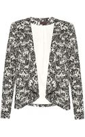Great Plains Caligari Open Front Jacket - Lyst