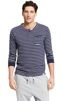 Tommy Hilfiger Long Sleeve Henley - Lyst