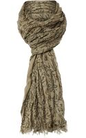 Replay Viscose Scarf - Lyst