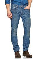 Gap Skinny Fit Jeans Pool Shark Wash - Lyst